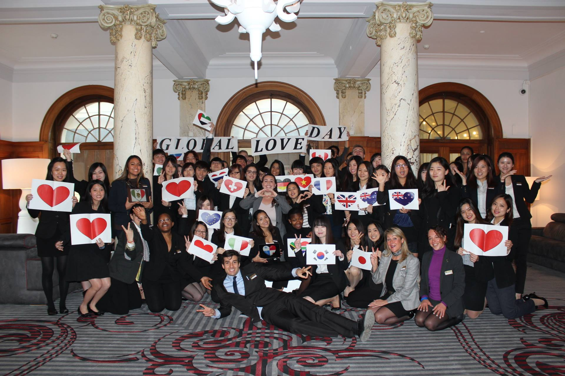 Global Love Day Celebration